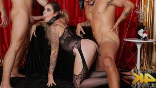 SexMex – Threesome With Fans
