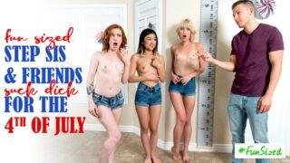 StepSiblingsCaught – Take Your Fun Sized Sister To Amusement Park For Fourth Of July